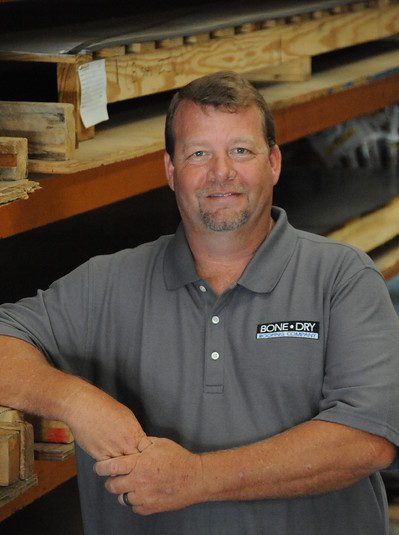 Commercial Superintendent Travis Hayes