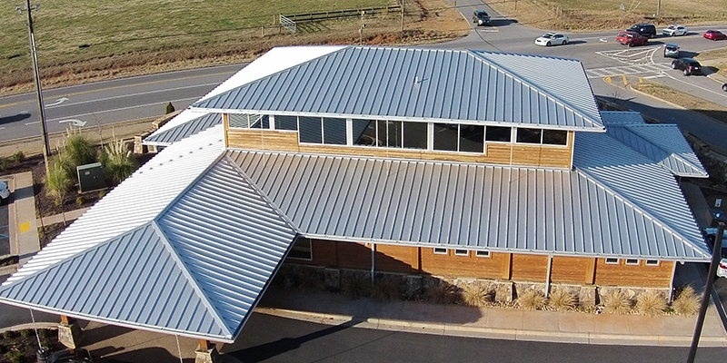 metal roofing companies charleston