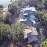 Sea Island Private Residence Residential Roof