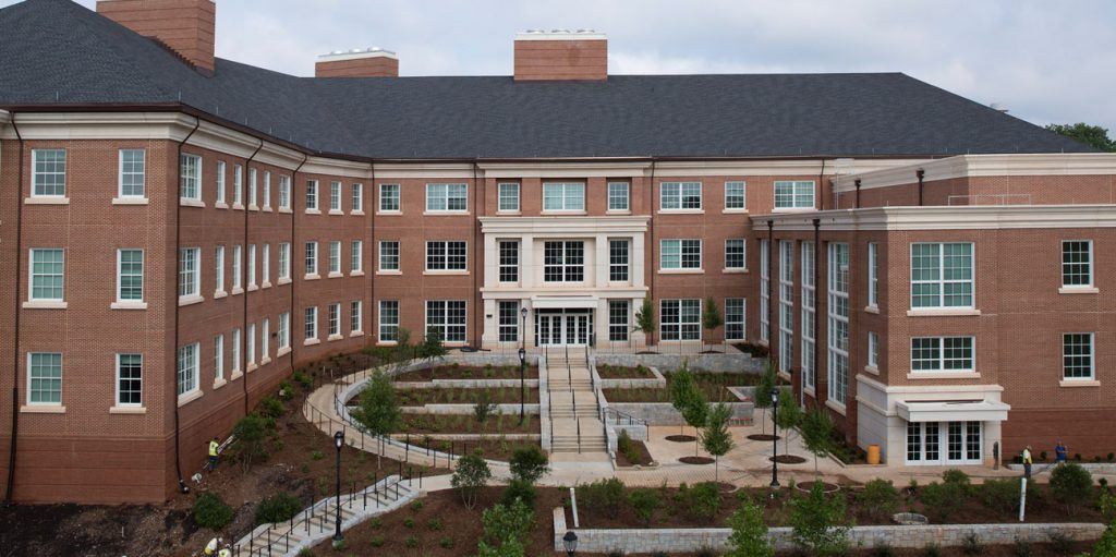 UGA Science Learning Center Commercial Roof