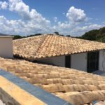 Residential Italian Tile and Lead Coated Copper Roofing
