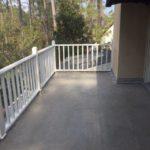 Finished Liquid Applied Deck Waterproofing