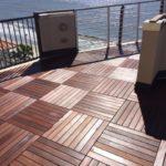 Waterproofed Residential Deck in St Simons GA