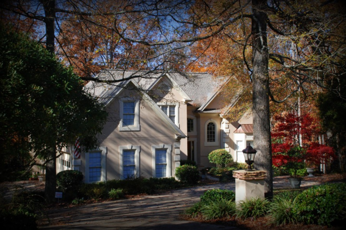 Residential Shingles in Weatherwood Athens, Ga