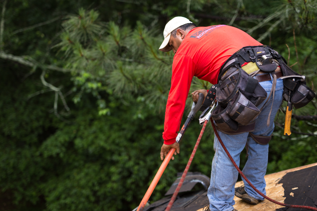 Roofing Companies in St. Simon