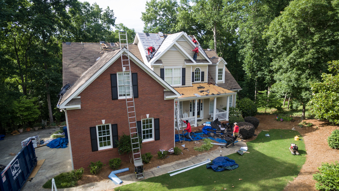 Roofing Companies In Charleston